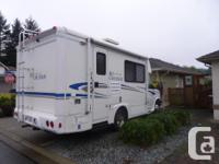 This 2004 Class B+ motorhome made by Gulfstream, with a
