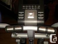 Perfect condition elliptical Euro sport Adventure