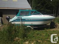 21ft Thompson Ready to fish in for salmon or easy