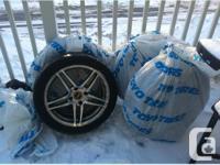 4 performance Goodyear Fierce Instinct Zr tires for
