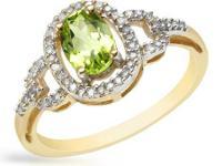 Ring 1.00ctw Precious Stones - Genuine Diamonds and, used for sale  British Columbia