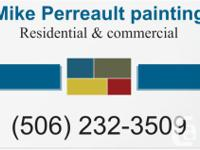 Interior domestic & & commercial paint. Professional