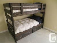 10 % OFF BUNK BEDS, LOFT AND REGULAR BEDS, FOR THE