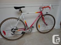 Selling a PEUGEOT 12 speed road bike in great
