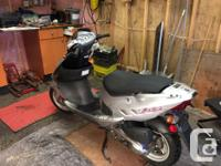 Year 2006 kms 14000 This scooter has just been through for sale  British Columbia