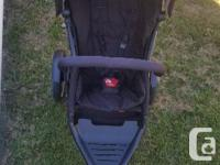 Excellent shape Comes with stroller %100 wool liner