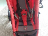 Phil & Ted E3 stroller. Comes with Infant carrier and