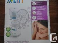 PHILIPS AVENT Electric Breast Pump Original Box 99% New