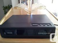I have a Philips Channel Box 200 TV converter (wire