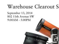 On September 13th, 2014 The Camera Store is hosting a