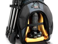 An amazing backpack! Very comfortable, fits a lot of