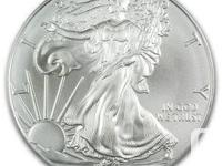 2009 American silver eagle 1 oz (.999)   prix : 32 $