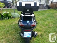2007 Piaggio MP3 250cc. This scooter is an excellent