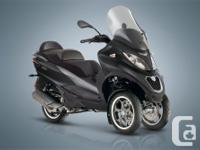 Make Piaggio Model Mp3 Year 2018 MID-ISLAND