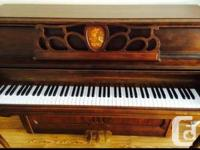 Higher high quality piano made in South Korea. My bro