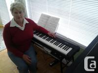 THINKING ABOUT PIANO LESSONS IN THE FALL?? Spaces are