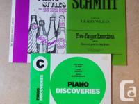 The Following Nine Piano Music Books for $20: Pop Piano