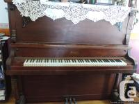 Mozart Cabinet Grand Beautifull Antique with real ivory