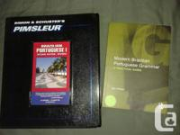 Complete first part of the Pimsleur Brazilian