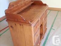 Pine Sideboard in wonderful condition. Was going to