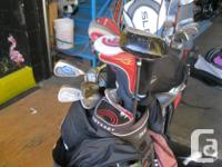 PING SET ALL HERE READY TO GOLF DRIVERS 3-9 CLUBS