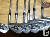 Ping s57 4-pw green dot dynamic gold stiff firm $289.00