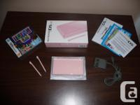 Nintendo DS Lite system in good working problem with 2
