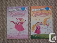 For sale two used books in excellent condition: