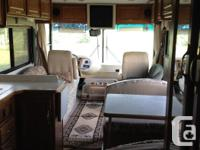 I have a 1997 30' Pinnacle Motor Home with 119700 kms.