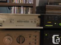 Here is a Pioneer A-8 amp and F-7 tuner set for sale.