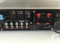 MODEL SX-1100...25 WATTS PER SIDE...Vintage 1987