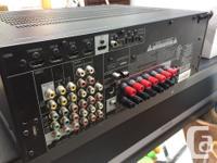 Pioneer amp/receiver for sale Model VSX-921 USB 1080P