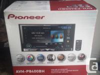 Selling a Pioneer AVH- P8400HDVD RDS AV