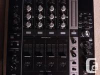 3 - XDJ 1000 MK1's 1 - DJM 750-K 4 Channel Mixer 4500$