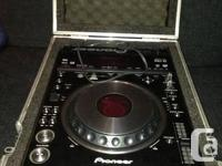 For Sale:::;  Excellent perfect condition Pioneer DVJ -