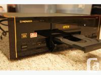 MSRP $2000US Frequency response: 4Hz- 44kHz (DVD, 96kHz
