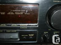 PJ 3409588DM Surround: 100 Watts. Dolby Surround