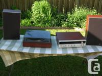 For sale this vintage Stereo System Pioneer ES2000-KS