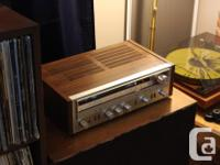 Here is a Pioneer SX-3500 receiver in very good shape.