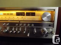 PIONEER SX-980 RECEIVER Very nice, fully operational
