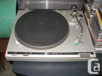 Pioneer Technics Model: SL-B2 Stereo Turntable: - Audio