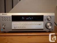 VSX-D514K 100 Watts per Channel x5 Built-in Dolby