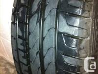 - 225/45/18 Pirelli Cinturato P7, 91W, XL - pretty much