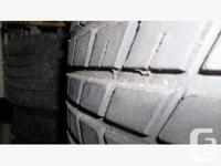 I have a full set of Pirelli P-Zero Wets for sale. I
