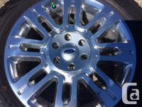 4 Pirelli Scorpions STR P275/55 R20 Tires w/Ford Alloy