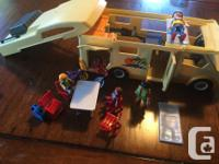 Play Mobil camper set complete set and in excellent
