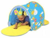 Playhut Care Bears Crawl and Play   Hanging