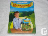 This is a PLAYMOBIL EASTER CALENDER #4169 (2012 Easter