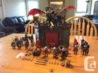 Selling my sons Playmobil 90% of the pieces are there
