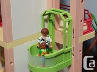 This Hotel is a Playmobil Hotel,that is three stories for sale  British Columbia